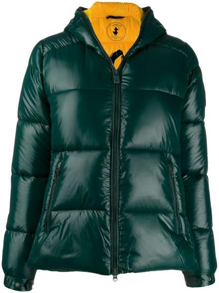 Куртка с капюшоном с карманами на молнии Save The Duck