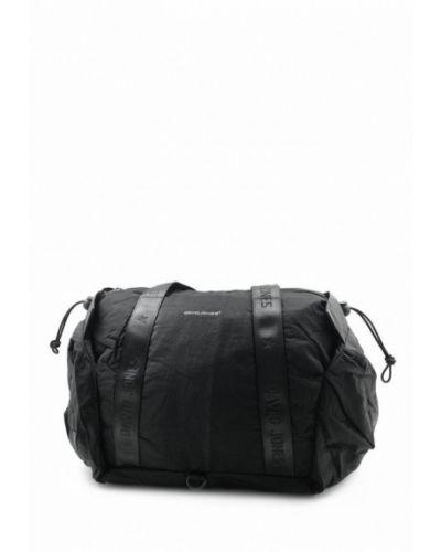Спортивная сумка - черная David Jones