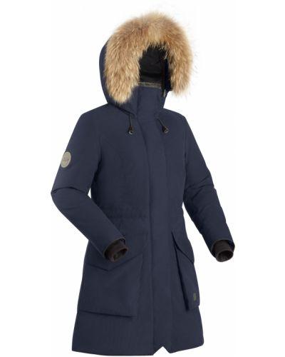 Куртка вельветовая - синяя Bask