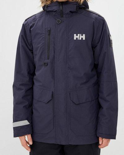 Утепленная куртка демисезонная осенняя Helly Hansen