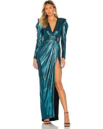 Sukienka wieczorowa z paskiem Zhivago