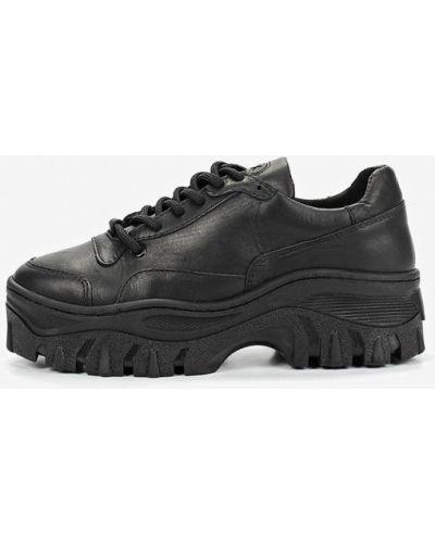 Кроссовки черные Bronx