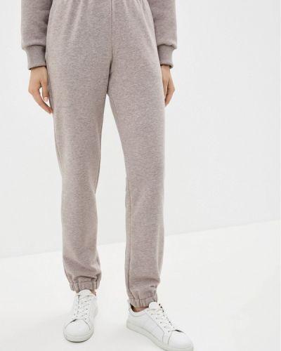 Бежевые спортивные брюки Lorani