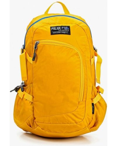Рюкзак желтый Polar