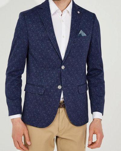 Синий пиджак Daniel Hechter