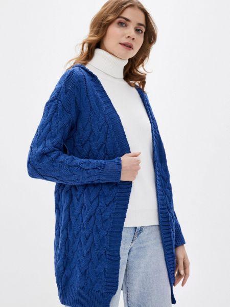 Свитер синий весенний Fresh Cotton