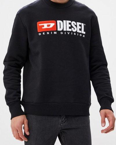 Черный свитшот Diesel