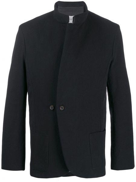 Черный однобортный пиджак Individual Sentiments