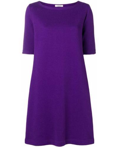 Фиолетовое платье мини Charlott