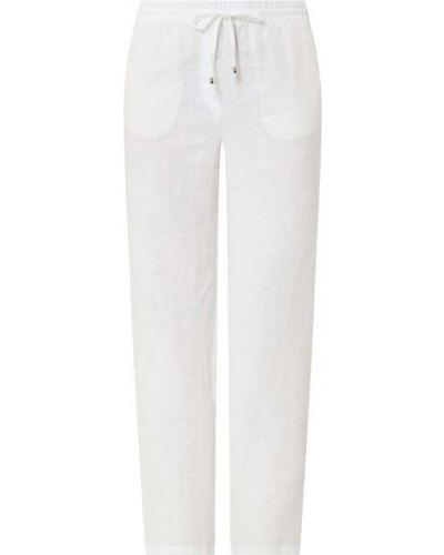 Białe spodnie Christian Berg Women