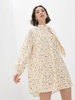 Прямое платье А-силуэта Compania Fantastica