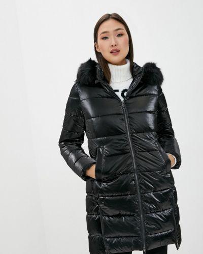 Утепленная куртка - черная B.style