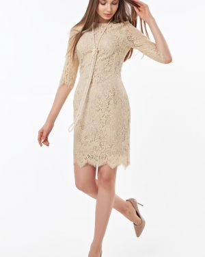 Вечернее платье на молнии платье-сарафан Victoria Filippova