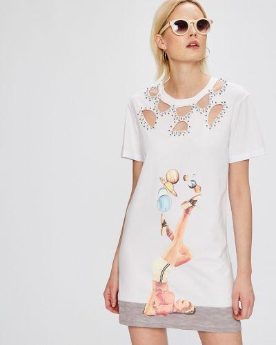 Платье мини прямое Silvian Heach