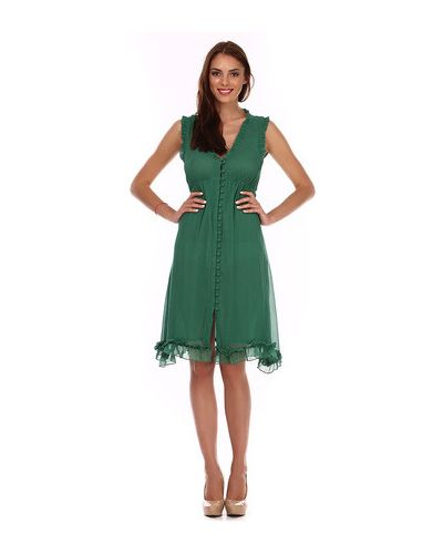 Платье - зеленое Nolita