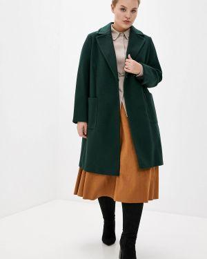 Пальто демисезонное зеленое Dorothy Perkins Curve