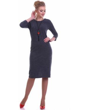 Платье с V-образным вырезом платье-сарафан Lautus
