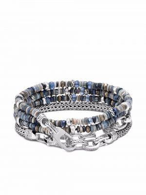 Bransoletka łańcuch srebrna John Hardy