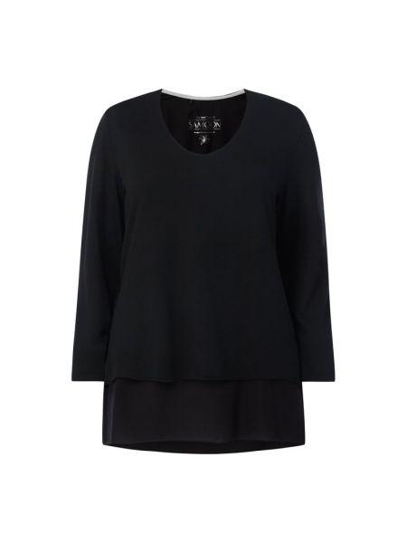 Czarna bluzka Samoon
