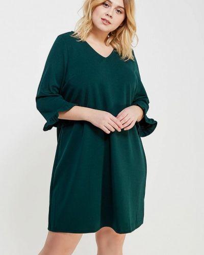 Зеленое платье Dorothy Perkins Curve
