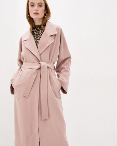 Розовое пальто Y.o.u.
