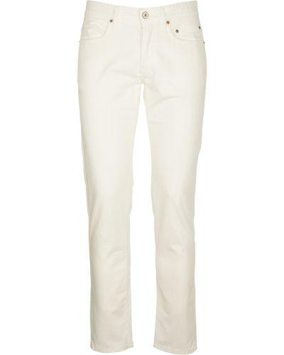 Białe spodnie Siviglia