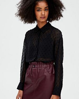 Блузка с длинным рукавом Pull&bear