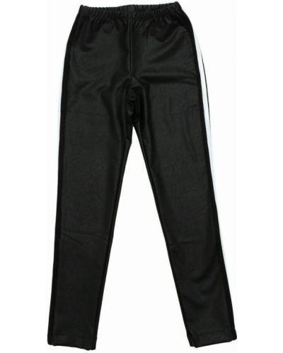 Czarne legginsy Monnalisa