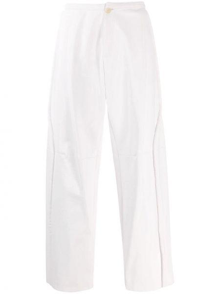 С рукавами розовые укороченные брюки пэчворк круглые Walter Van Beirendonck Pre-owned