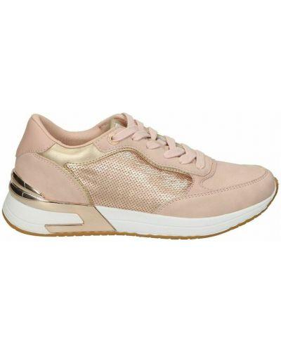 Różowe sneakersy Mtng