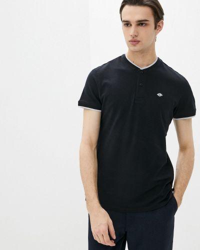 Черная футболка с короткими рукавами Blend