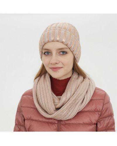 Розовая шапка Sabellino