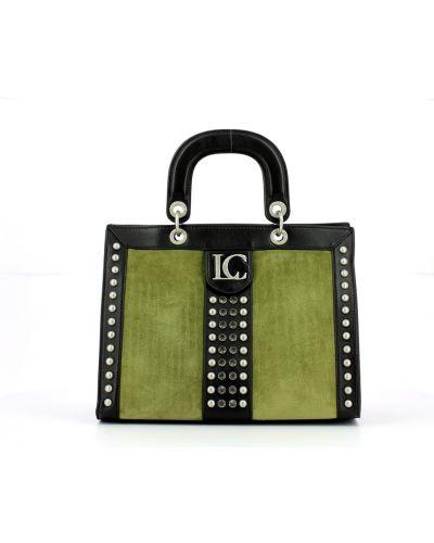 Zielona torebka La Carrie