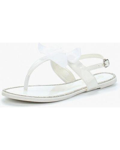 Белые сандалии Vivian Royal