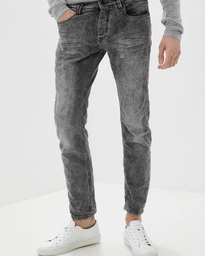 Черные прямые джинсы Sublevel