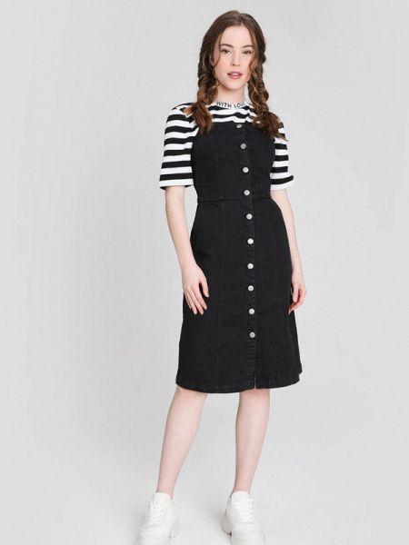 Джинсовое платье весеннее Ostin
