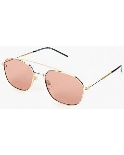 Солнцезащитные очки 2019 квадратные Tommy Hilfiger