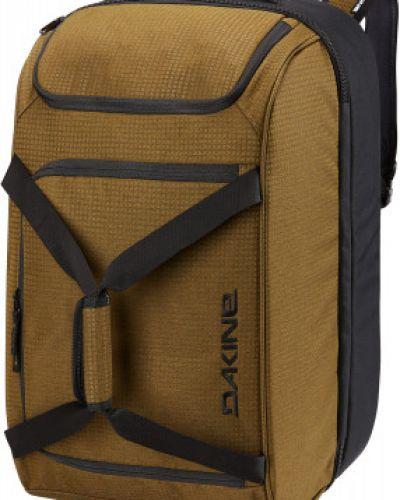 Коричневая спортивная сумка Dakine