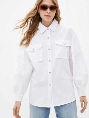 Рубашка с длинным рукавом - белая Miss Gabby