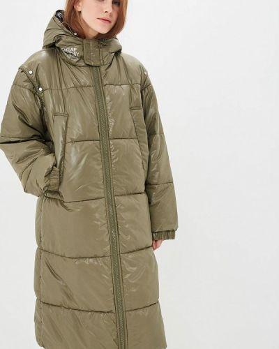 Зимняя куртка утепленная осенняя Cheap Monday