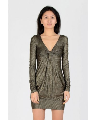 Вечернее платье - золотое Kriza