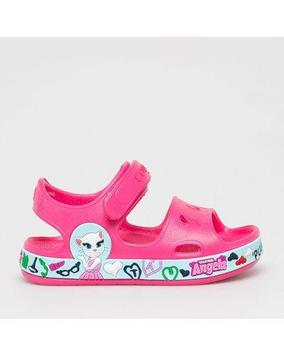 Босоножки розовый Coqui