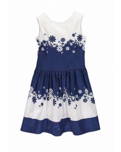Синее платье Mek