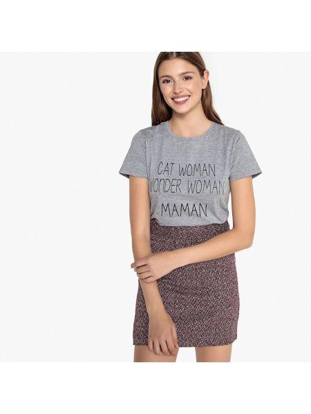 Футбольная серая футболка винтажная из вискозы Best Mountain