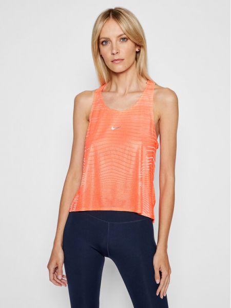 Różowa bluzka Nike