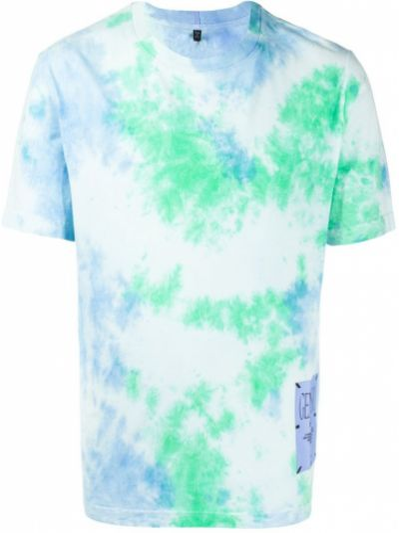 T-shirt z printem - biała Mcq Alexander Mcqueen