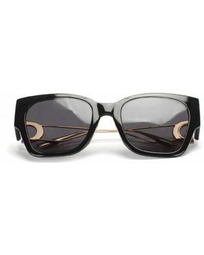 Czarne okulary Dior Vintage