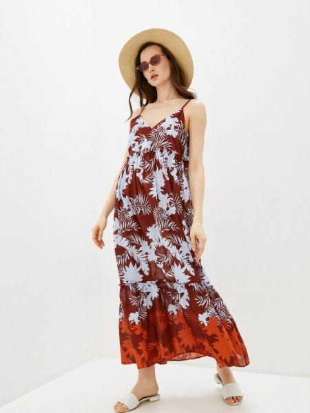 Пляжное платье - коричневое Seafolly Australia