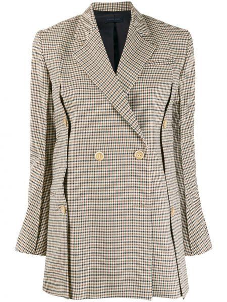 Удлиненный пиджак Eudon Choi
