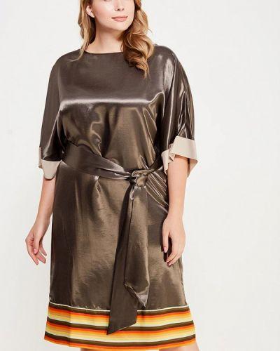 Платье платье-сарафан осеннее Larro